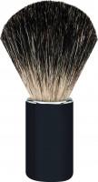 "Erbe Pinceau de rasage Badger Hair Aluminium noir ""Premium Design BERLIN"""