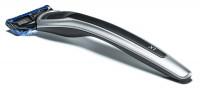 rasoir X1 Argent Noir avec lame Gillette Fusion