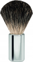 "Erbe blaireau Badger cheveux inox brillant ""Premium Design BERLIN"""