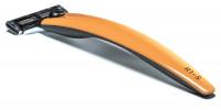 Rasoir R1-S Signal Orange pour Gillette® Mach3®